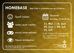 Homebase Flyer 2018/1